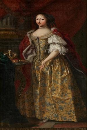 Françoise Madeleine D'Orléans (1648-166), Duchess of Savoy