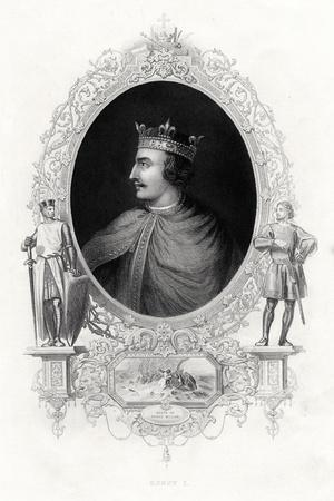 Henry I, King of England, 1860