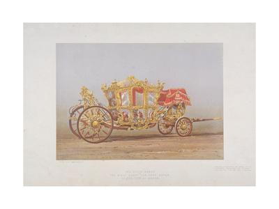 Lord Mayor's Coach, 1872