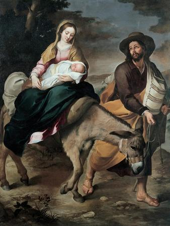 The Flight into Egypt, Between 1645 and 1649