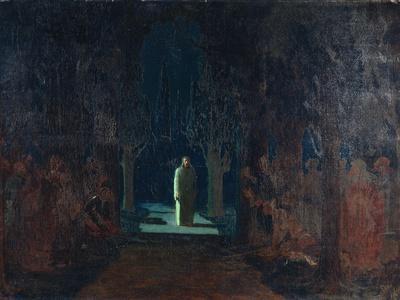 Christ at the Garden of Gethsemane