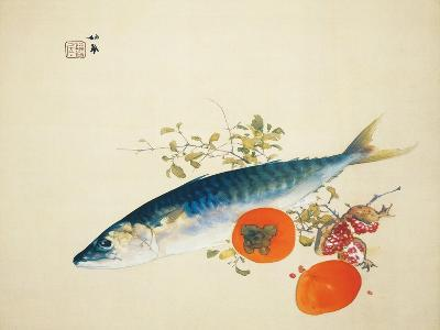 Autumn Fattens Fish and Ripens Wild Fruits, 1925