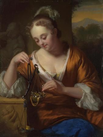 Allegory of Virtue and Riches, Ca. 1665-1667