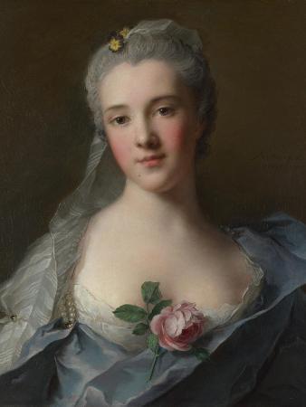 Portrait of Manon Balletti, 1757