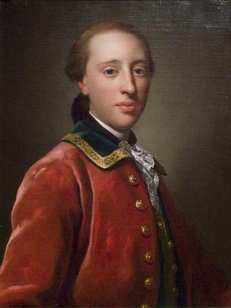Portrait of William Fermor (1737-180), 1757
