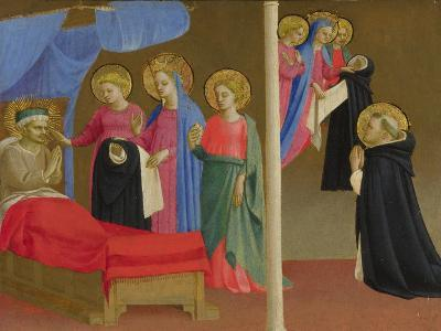 The Vision of the Dominican Habit, Ca 1435