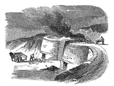 Lime Kilns, 1872