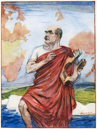 The Singer of Empire, Rudyard Kipling, 1935