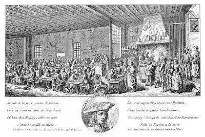 The Cabaret of Ramponneau