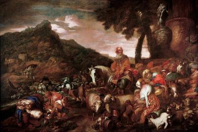Abraham on the Road to Canaan, 1650-1660