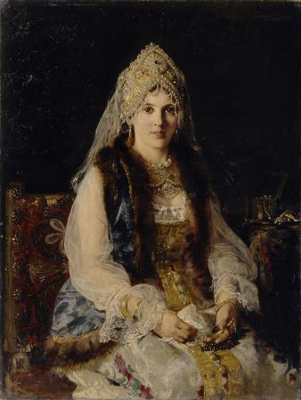Boyar's Wife, 1880