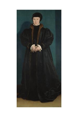 Christina of Denmark, Duchess of Milan, 1538