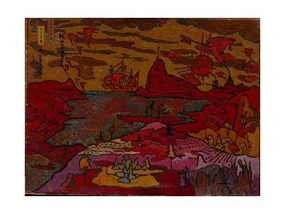 Fantastic Landscape, 1938