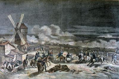 Battle of Valmy, 20th September 1792