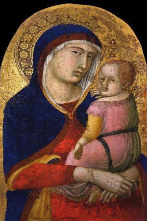 Madonna with Child, Ca 1340