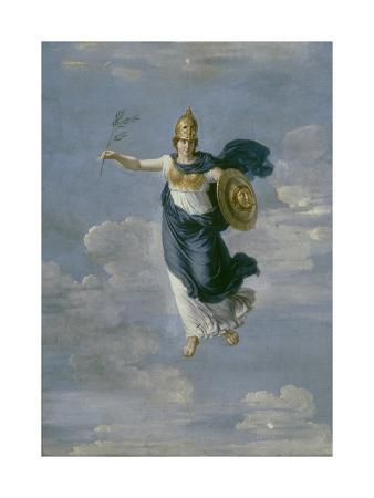 Minerva in the Heavens, 1820