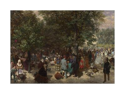 Afternoon in the Tuileries Gardens, 1867