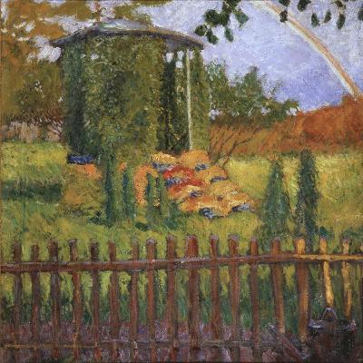 An Garden Arbour, 1907