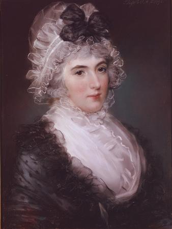 Portrait of Mrs Janet Grizel, 1794