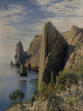 Rocks, 1884