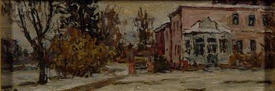 Muranovo. Fyodor Tyutchev's House, 1920