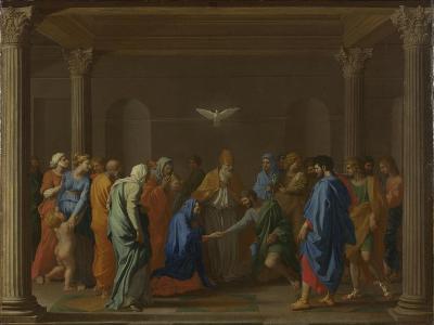 Seven Sacraments: Marriage, Ca 1637-1640