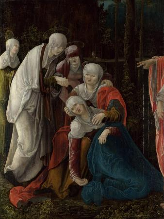 Christ Taking Leave of His Mother, C. 1520