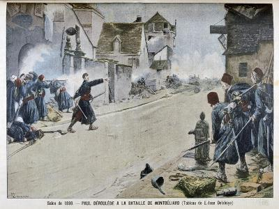 Paul Déroulède, Battle of Montbéliard, 1899