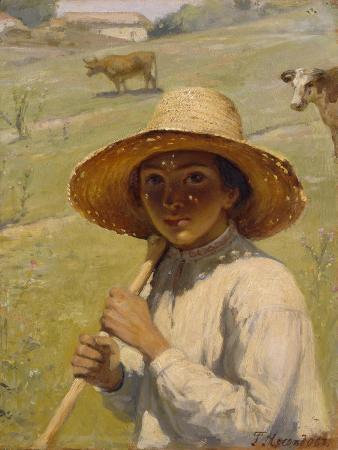 Shepherd Boy, 1909