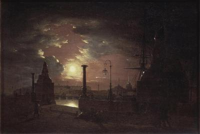 Autumn Night in St. Petersburg, 1835