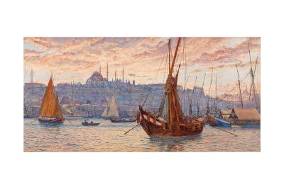 The Golden Horn, Second Half of the 19th C