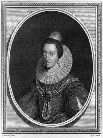Elizabeth, Princess of Palestine and Queen of Bohemia, 1787