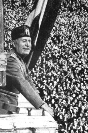 Benito Mussolini (1883-194), Italian Fascist Dictator