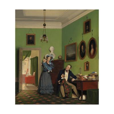 The Waagepetersen Family, 1830
