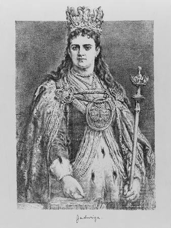 Queen Jadwiga of Poland, 19th Century