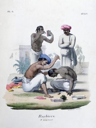 Barbers, 1828