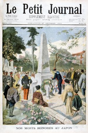Honouring Our Dead in Japan, 1901