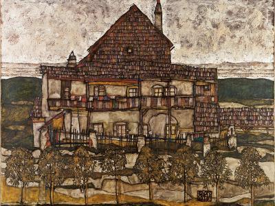 House with Shingle Roof (Old House I), 1911