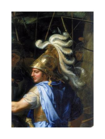 Alexander the Great (Alexander and Porus, Detai), 1673