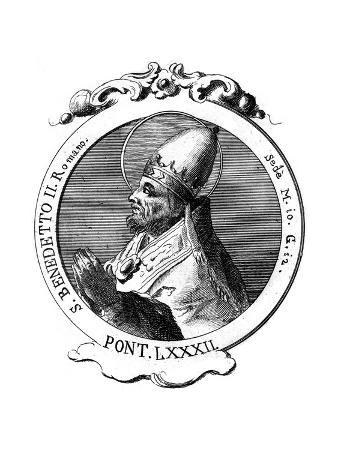 Benedict Ii, Pope of the Catholic Church