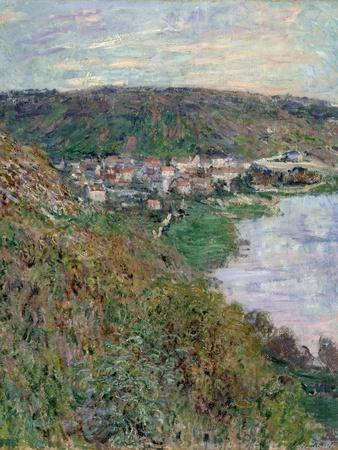 View of Vétheuil, 1880
