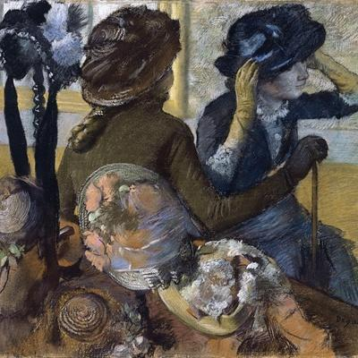 At the Milliner'S, 1882