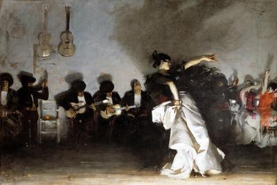 El Jaleo, 1882