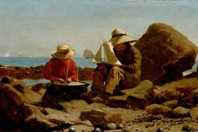 The Boat Builders, 1873