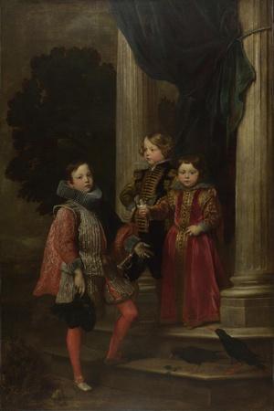 The Balbi Children, C. 1626