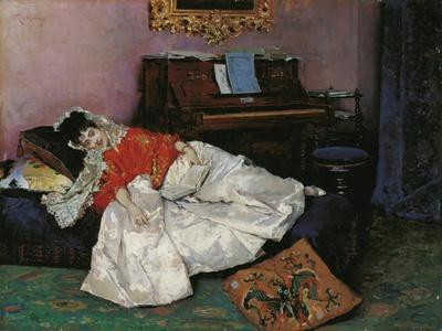 The Reading (Aline Masso)