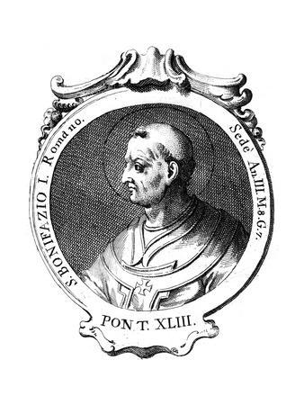Boniface I, Pope of the Catholic Church