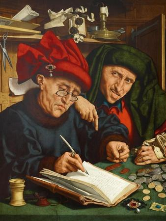 The Tax Collectors, 1520s