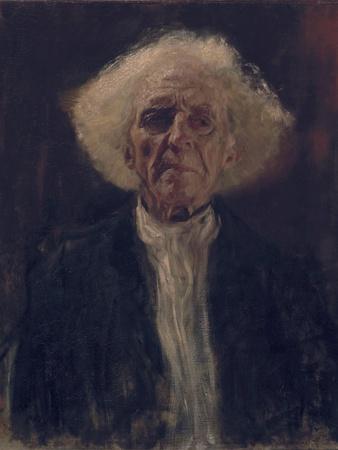 Blind Man, 1896