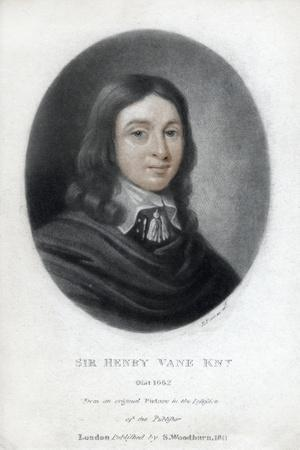 Henry Vane the Younger, Statesman and Member of Parliament, 1811